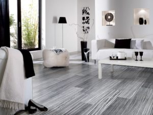 Black And White Laminate Flooring