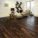 Beautiful Dark Oak Wood Flooring