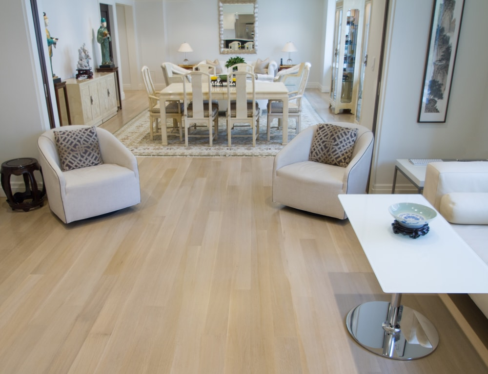 Home Choice Rift Sawn White Oak Flooring