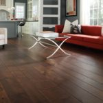 Natural Dark Hardwood Floors