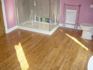Reliable Cork Bathroom Flooring