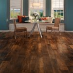 Stylish Linoleum Flooring That Looks Like Wood