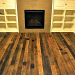 Elegant Reclaimed Engineered Wood Flooring