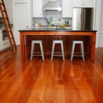 Elegant Cherry Wood Flooring