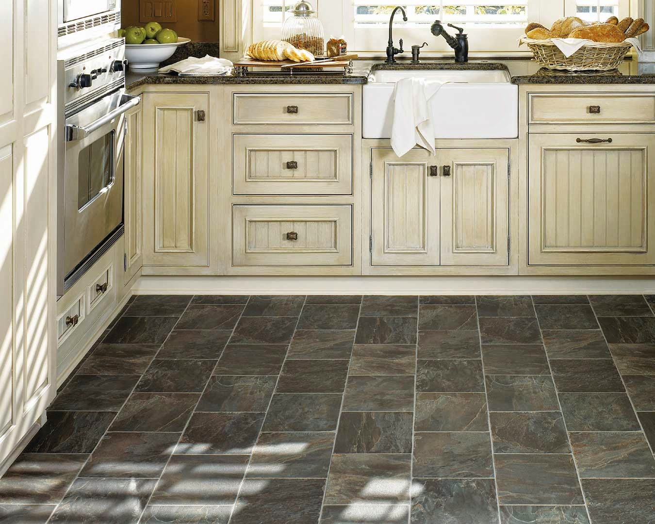 Ideal Kitchen Vinyl Flooring