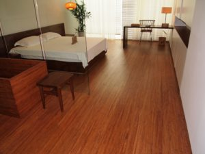 Beautiful Engineered Bamboo Flooring